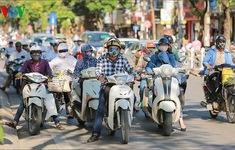 Nắng nóng trên diện rộng ở khu vực từ Thanh Hóa - Phú Yên