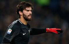 """Lãnh đạo Roma ra đề bài không thể giải cho """"hàng hot"""" Alisson"""