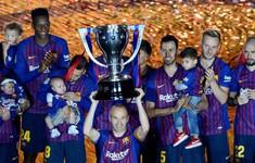 """Barcelona lập một kỷ lục """"lạ"""" tại World Cup 2018"""