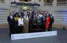 G20 cam kết hợp tác trong các vấn đề toàn cầu
