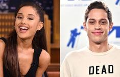 Chia tay chưa được bao lâu, Ariana Grande đã có tình mới