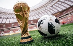 Infographic: Những điều cần biết về Telstar 18 - bóng chính thức của World Cup 2018