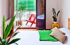 Sử dụng nội thất sáng tạo trong căn hộ 70m2
