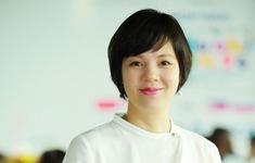 Nhà báo Diễm Quỳnh cực trẻ trung với Liên hoan thiếu nhi Quốc tế 2018
