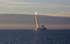 Nga phóng tên lửa đạn đạo liên lục địa từ tàu ngầm hạt nhân