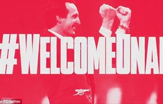 Hé lộ mức lương của HLV Unai Emery ở Arsenal