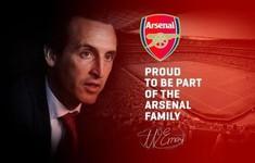 HLV Unai Emery gửi thông điệp đến CĐV Arsenal
