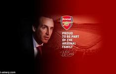 CHÍNH THỨC: HLV Unai Emery trở thành tân HLV của Arsenal