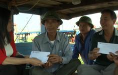 Hỗ trợ vốn cho ngư dân vươn khơi bám biển