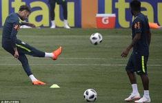 Neymar hồi phục thần kỳ, trở lại luyện tập bình thường cùng ĐT Brazil