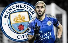 TRỰC TIẾP Chuyển nhượng bóng đá quốc tế ngày 24/5: Bỏ qua Hazard, Man City ký hợp đồng với Riyad Mahrez trong 2 tuần tới