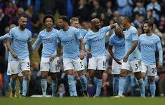Manchester City thiết lập kỷ lục mới ở World Cup