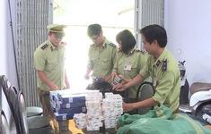 Khánh Hòa: Gia tăng các vụ buôn lậu thuốc lá trên địa bàn thị xã Ninh Hòa
