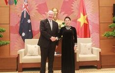 Chủ tịch Quốc hội tiếp Toàn quyền Australia