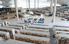 Qatar mở thư viện quốc gia khổng lồ tại Doha