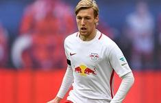 """Arsenal tái khởi động thương vụ """"người thừa"""" của RB Leipzig"""