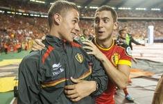 Thú vị: ĐT Bỉ sở hữu 2 cặp anh em tại World Cup 2018