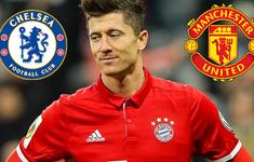 TRỰC TIẾP Chuyển nhượng bóng đá quốc tế ngày 25/5: Không chỉ Real, cả Man Utd và Chelsea cũng vào cuộc đua giành Lewandowski