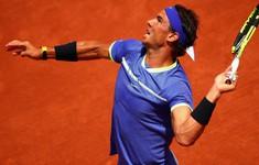 Bốc thăm phân nhánh Roland Garros 2018: Nadal dễ thở, Serena gặp khó