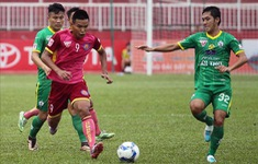 TRỰC TIẾP BÓNG ĐÁ CLB Sài Gòn 0-1 XSKT Cần Thơ: Wander Luiz ghi bàn mở tỉ số (Hiệp một)