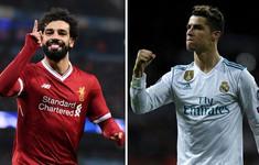 Đội hình siêu tấn công kết hợp Real Madrid và Liverpool