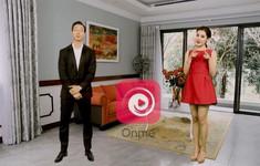 Trải nghiệm ứng dụng Onme dễ dàng cùng Kim Lý và Á hậu Huyền My