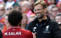 Mohamed Salah bật mí mối quan hệ hơn cả thầy trò với Jurgen Klopp