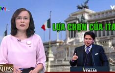 Italy và sự lựa chọn theo đường lối dân túy