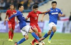 TRỰC TIẾP Than Quảng Ninh 0-0 CLB TP Hồ Chí Minh: Hiệp một