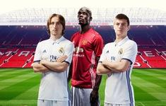 TRỰC TIẾP Chuyển nhượng bóng đá quốc tế ngày 26/5: Mourinho và Man Utd sẵn sàng đổi Pogba để lấy ngôi sao của Real Madrid