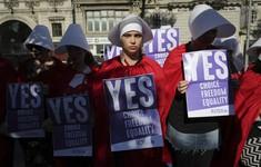 Ireland trưng cầu dân ý về quyền phá thai