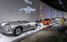 Những huyền thoại vang bóng một thời của Porsche