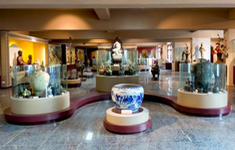 Tinh hoa cổ vật Phật giáo