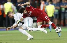 Sergio Ramos có thể đã loại Salah khỏi...World Cup 2018