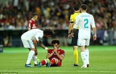 Chấn thương vai, Mo Salah trước nguy cơ bị loại khỏi World Cup
