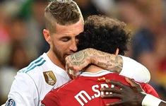 Sergio Ramos gửi thông điệp tới Mo Salah sau trận chung kết