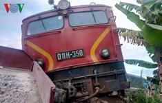 Khắc phục hậu quả vụ tai nạn đường sắt ở ga Núi Thành, Quảng Nam