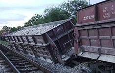 3 ngày, xảy ra 3 sự cố đường sắt trên tuyến Bắc - Nam