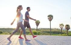 Đi bộ thường xuyên sẽ làm cho não khỏe hơn
