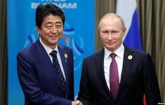 Nhật Bản khẳng định xúc tiến quan hệ Nga - Nhật Bản