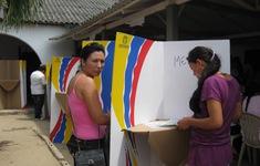 Colombia sẽ tiến hành bầu cử Tổng thống vòng 2