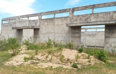 Kon Tum: Nhà máy bột giấy Tân Mai bị bỏ hoang