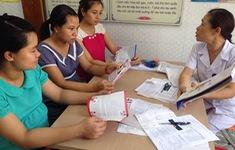 Số hoá việc chăm sóc sức khoẻ bà mẹ, trẻ em
