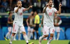 FIFA World Cup™ 2018, ĐT Tây Ban Nha – ĐT Iran: Lập lại trật tự