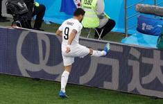 FIFA World Cup™ 2018, ĐT Uruguay – ĐT Saudi Arabia: Song tấu Suarez & Cavani trút giận?