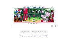 World Cup 2018 bước sang ngày thứ 5, doodle của Google có gì?