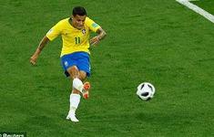Chiêm ngưỡng bàn thắng đẹp mắt của Coutinho vào lưới Thụy Sĩ