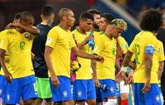 """Hòa Thụy Sĩ, Brazil nhận """"trái đắng"""" sau 40 năm"""
