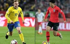 TRỰC TIẾP FIFA World Cup™ 2018: ĐT Thuỵ Điển - ĐT Hàn Quốc