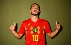 """Đang dự FIFA World Cup™ 2018 với ĐT Bỉ, Eden Hazard vẫn """"thả thính"""" Real Madrid"""